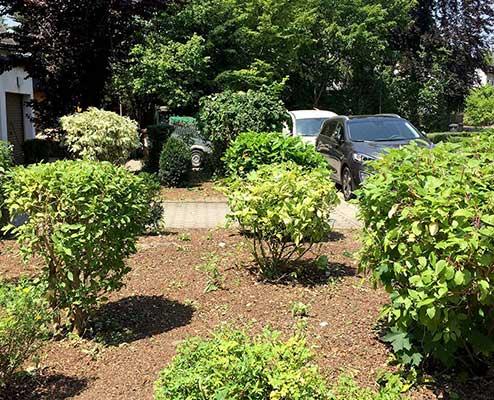Gartenpflege - Grünanlagenpflege