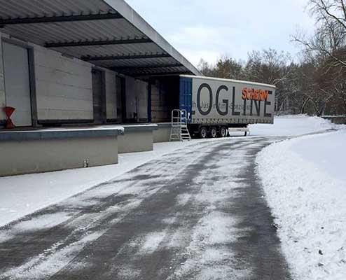 Winterdienst Schneeräumdienst für Zufahrten, Gehwegen, Ein- und Ausfahrten