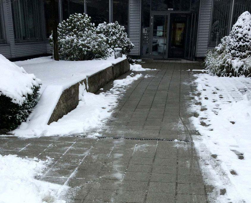 Winterdienst des Hausmeisterservice München